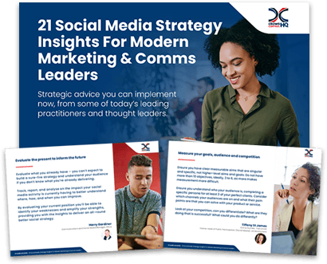 21 Social Media Strategy Insights