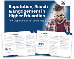 Social Media Reputation, Reach & Engagement in Higher Education