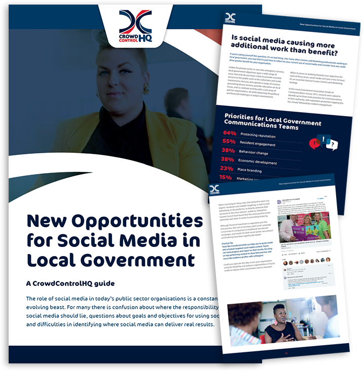 New Opportunities for Social Media in Local Government