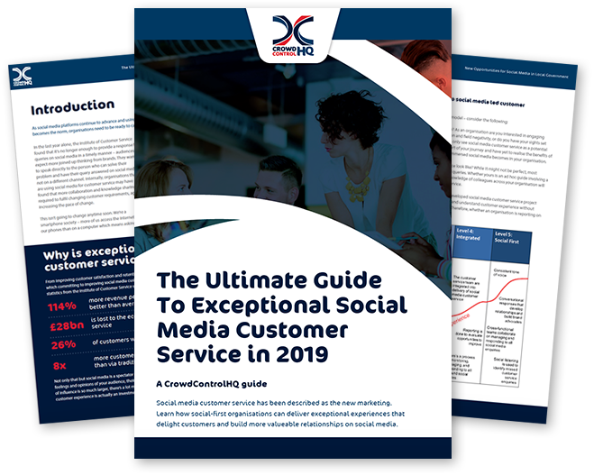 The Ultimate Guide To Exceptional Social Media Customer Service in 2019, Fan Image