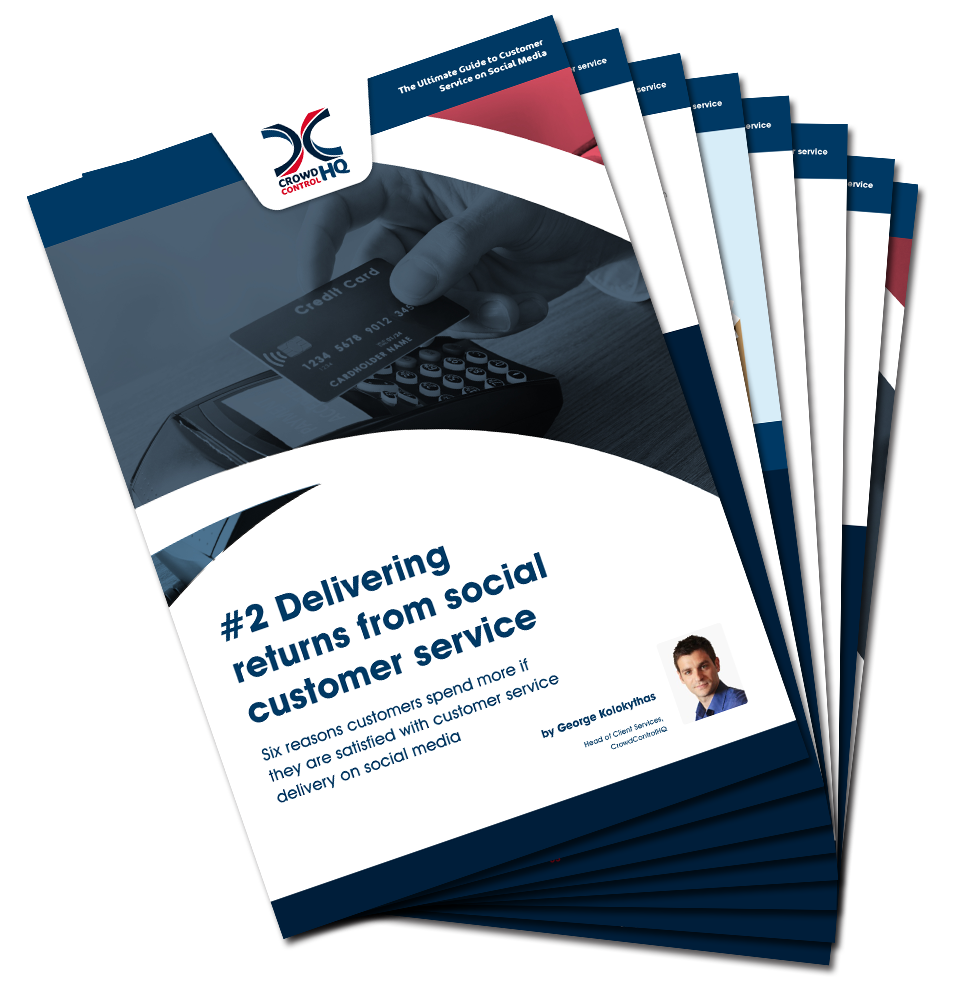 Ultimate Guide to Delivering Returns from Social Customer Service