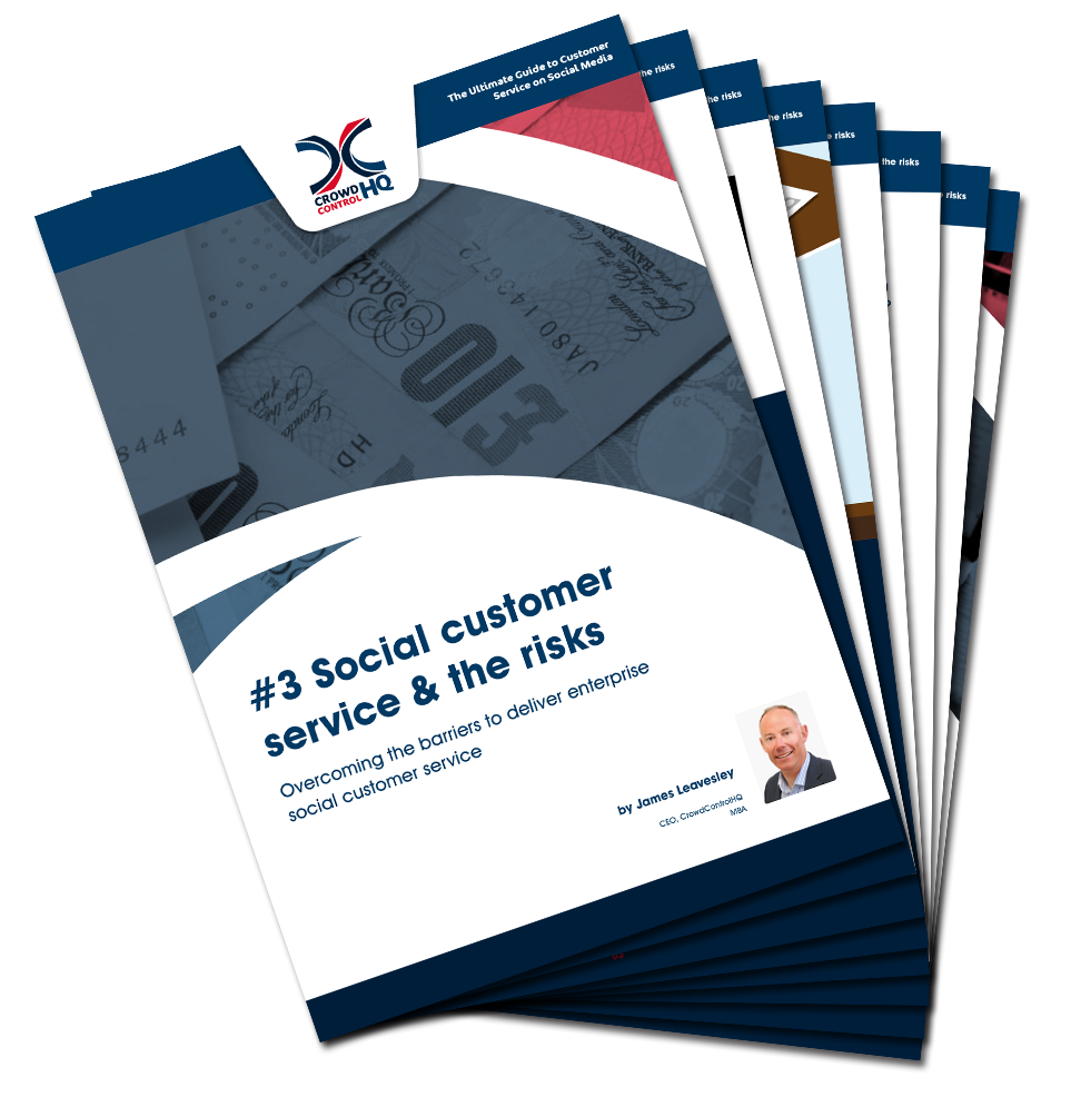 Ultimate Guide to Social Customer Service & The Risks
