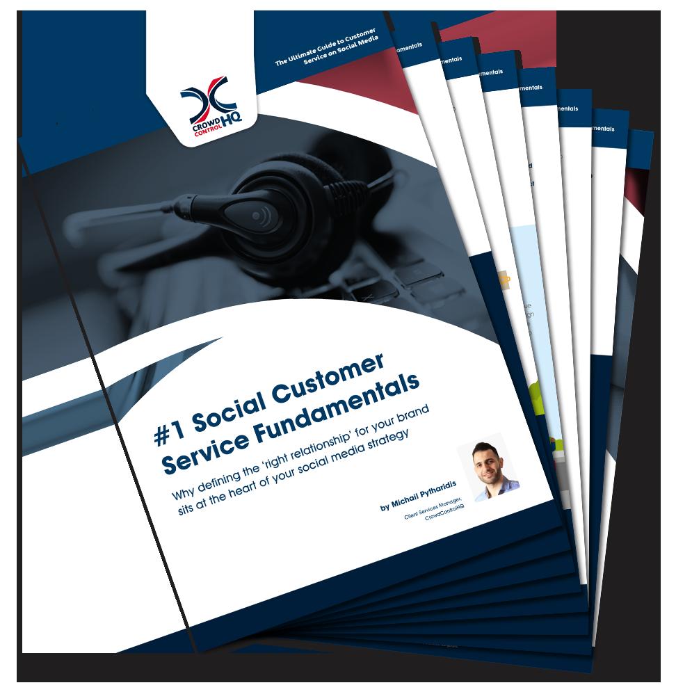 Ultimate Guide to Social Customer Service Fundamentals